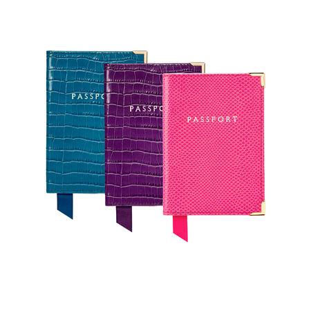 Plaid Passport Sleeve Tartan Passport Holder Traveller/'s Gift Harris Tweed\u00ae Passport cover in flecked olive Scottish B7 book cover