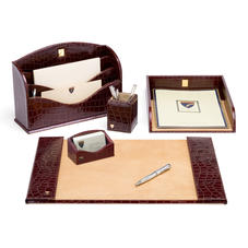 Leather Desk Accessories