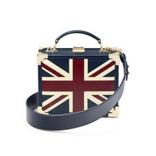 Brit Mini Trunk Clutch