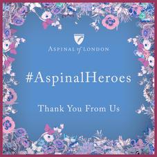 #AspinalHeroes
