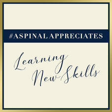 #AspinalAppreciates