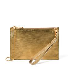 Soho Bag in Zoloto Metallic