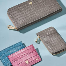 Ladies' Leather Purses & Wallets