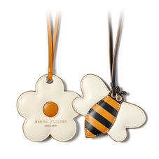 Bee & Daisy Charms