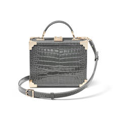 The Trunk in Storm Patent Croc