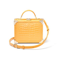 The Trunk in Meadow Patent Croc