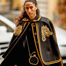 Aspinal Spotted at Fashion Week