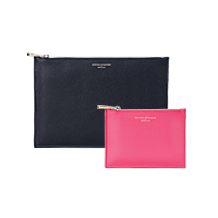 Essential Leather Pouches