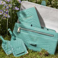 Ladies' Leather Travel Accessories