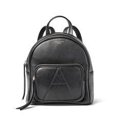 Camera Backpack in Black Pebble
