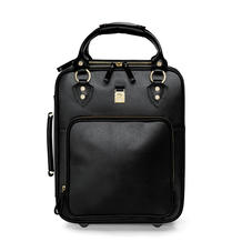 Candy Case in Black Pebble Calf