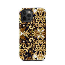 Emily Carter iPhone 12/12 Pro Case - Pearl Baroque