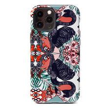 Emily Carter iPhone 12 Pro Max Case - Flamingo