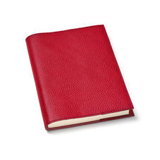 A5 Refillable Journal in Cherry Pebble