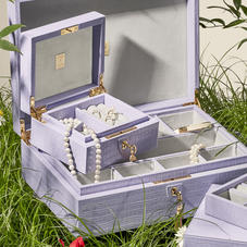 Leather Jewellery Boxes