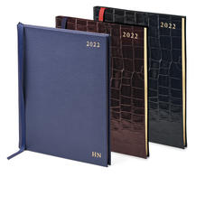 2022 Leather Diaries