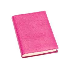A5 Refillable Journal in Raspberry Lizard