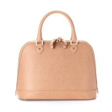 Hepburn Bag in Deer Saffiano