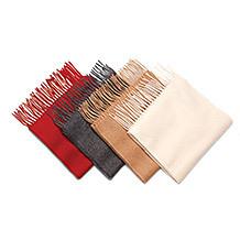Ladies Cashmere & Wool Scarves