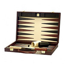 "17"" Backgammon Set"