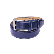 Blue Leather Belts