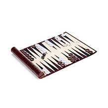 Luxury Leather Backgammon Sets | Aspinal of London
