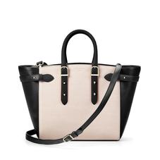 Midi Marylebone Tech Tote in Monochrome Mix
