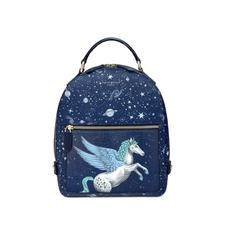 Pegasus Backpack in Navy Pegasus & Constellation Print