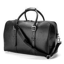 Leather Overnight Bags & Weekend Bags