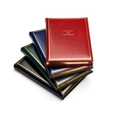 Leather Address Books