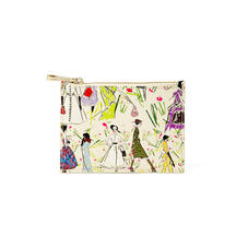 Giles x Aspinal (Small Pouch - Girls Print)