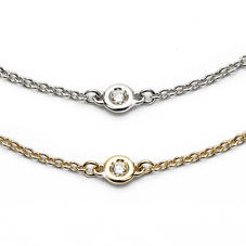 Ladies' Diamond Bracelets