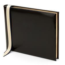 Classic Guest Book in Black