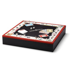 Monopoly Set in Red & Black