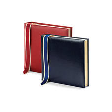 Lizard Print Leather Photo Albums