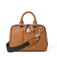Aerodrome Mini Mission Bag in Smooth Tan