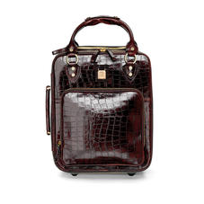 Leather Travel Bags & Luggage