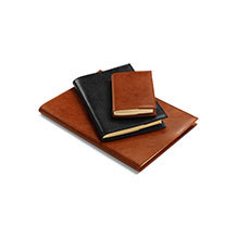Rustic Refillable Journals