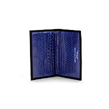 Exotic Double Fold Card Case
