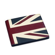 Brit 6 Card Single Billfold Wallet