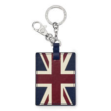 Brit Flag Key Ring