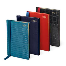 2020 Leather Diaries
