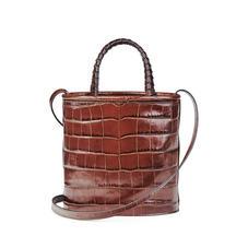 The Equestrian Bucket Bag