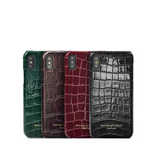 iPhone Xs Max Leather Cases & Covers