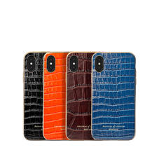 iPhone Xs Leather Cases & Covers