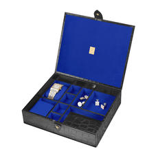 Cufflink Boxes & Dressing Cases