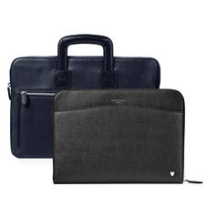 Men's Leather Document Cases