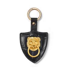 Lion & Shield Keyring