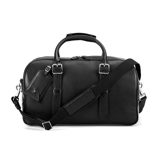small harrison weekender smooth black