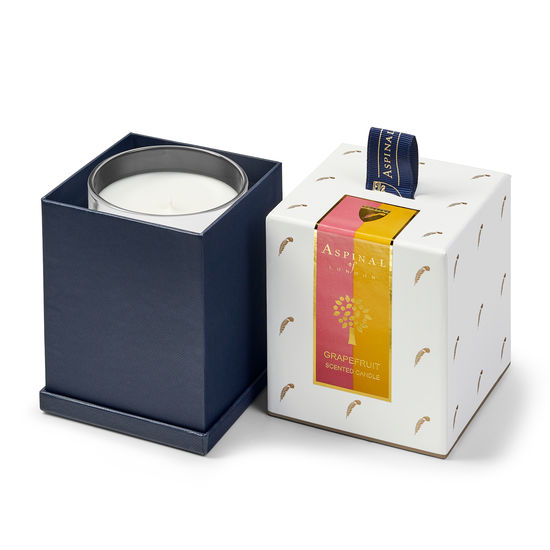 Grapefruit Scented Candle from Aspinal of London